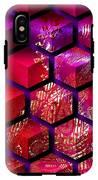 Sari Cubed IPhone X Tough Case
