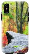 Scenic View IPhone X Tough Case