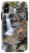 Screw Auger Falls - Maine  IPhone X Tough Case