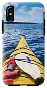 Sea Kayaking IPhone X / XS Tough Case