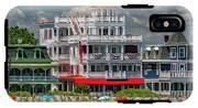 Sea Mist Hotel IPhone X Tough Case