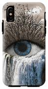 Sense Of Sight IPhone X Tough Case