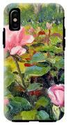 September Roses IPhone X / XS Tough Case