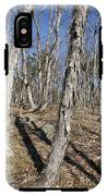 Shagbark Hickory Forest  IPhone X Tough Case