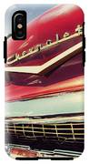 Showy Oldie IPhone X Tough Case