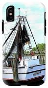Shrimp Boat IPhone X Tough Case