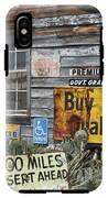 Sign Sign, Everywhere A Sign IPhone X Tough Case