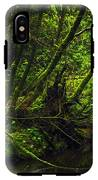 Silent Forest IPhone X Tough Case