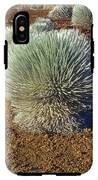 Silversword Wildflower IPhone X Tough Case