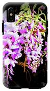 Simple Pleasures From The Garden IPhone X Tough Case