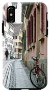 Small Street In Tubingen. IPhone X Tough Case