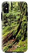 Snoqualmie National Forest IPhone X Tough Case
