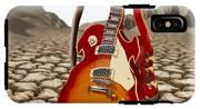 Soft Guitar II IPhone X Tough Case
