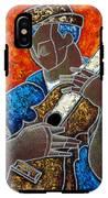 Solo De Cuatro IPhone X Tough Case