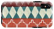 Southwestern 1- Art By Linda Woods IPhone X Tough Case