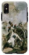 Spanish Uprising Against Napoleon In Spain IPhone X Tough Case