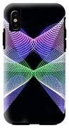 Spectrum Butterfly IPhone X Tough Case