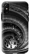 Spiral Stairs Horizontal IPhone X Tough Case