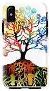 Spiritual Art - Tree Of Life IPhone X Tough Case