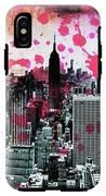 Splatter Pop IPhone X Tough Case