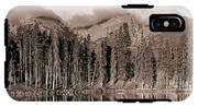 Sprague Lake Morning IPhone X Tough Case