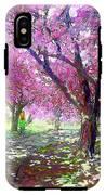 Cherry Blossom IPhone X Tough Case