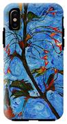 Spring Tree IPhone X Tough Case