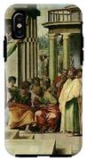 St. Paul Preaching At Athens  IPhone X Tough Case