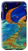 Stairway To Nirvana IPhone X Tough Case