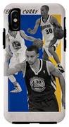 Stephen Curry Golden State Warriors IPhone X Tough Case