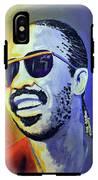 Stevie Wonder IPhone X Tough Case