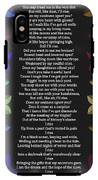 Still I Rise IPhone X Tough Case