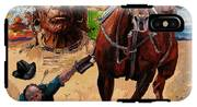 Stolen Land IPhone X Tough Case