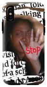 Stop IPhone X / XS Tough Case