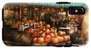 Store - Hoboken Nj - The Fruit Market IPhone X Tough Case