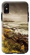 Storm Season IPhone X Tough Case