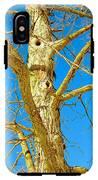Strange Tree IPhone X Tough Case