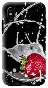 Strawberry Extreme Sports IPhone X Tough Case