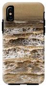 Study Of Waves IPhone X Tough Case