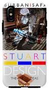 Suburban Safari Poster IPhone X Tough Case