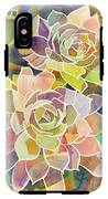 Succulent Mirage 2 IPhone X Tough Case