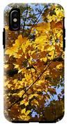 Sugar Maple IPhone X Tough Case