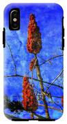 Sumac Tree IPhone X Tough Case