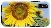 Sunflower IPhone X Tough Case