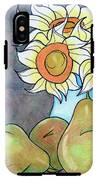 Sunflowers And Pears IPhone X Tough Case