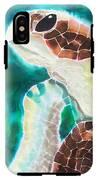 Sunkissed IPhone X Tough Case