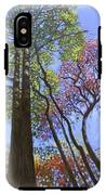 Sunlight On Upper Branches IPhone X / XS Tough Case