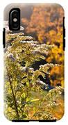 Sunlit Wildflower IPhone X Tough Case