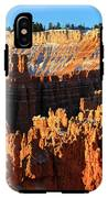 Sunrise At Sunset Point In Bryce Canyon National Park IPhone X Tough Case
