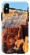 Sunrise At Sunset Point In Bryce Canyon IPhone X Tough Case